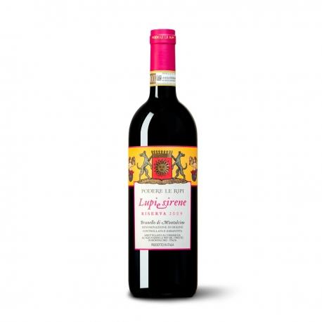 Magnum Brunello di Montalcino DOCG Lupi & Sirene 2009 Riserva, 1500 ml