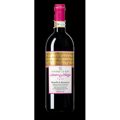 Brunello di Montalcino DOCG Amore & Magia 2015, 750ml