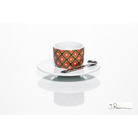 MOU Äthiopien, 1 Espressotasse
