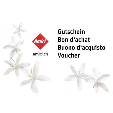 Voucher CHF 50.-