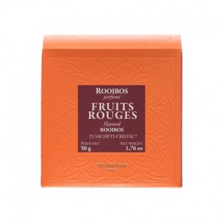 25 bustine Rooibos Frutti Rossi