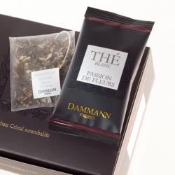 24 Passion de Fleurs Tea Bags