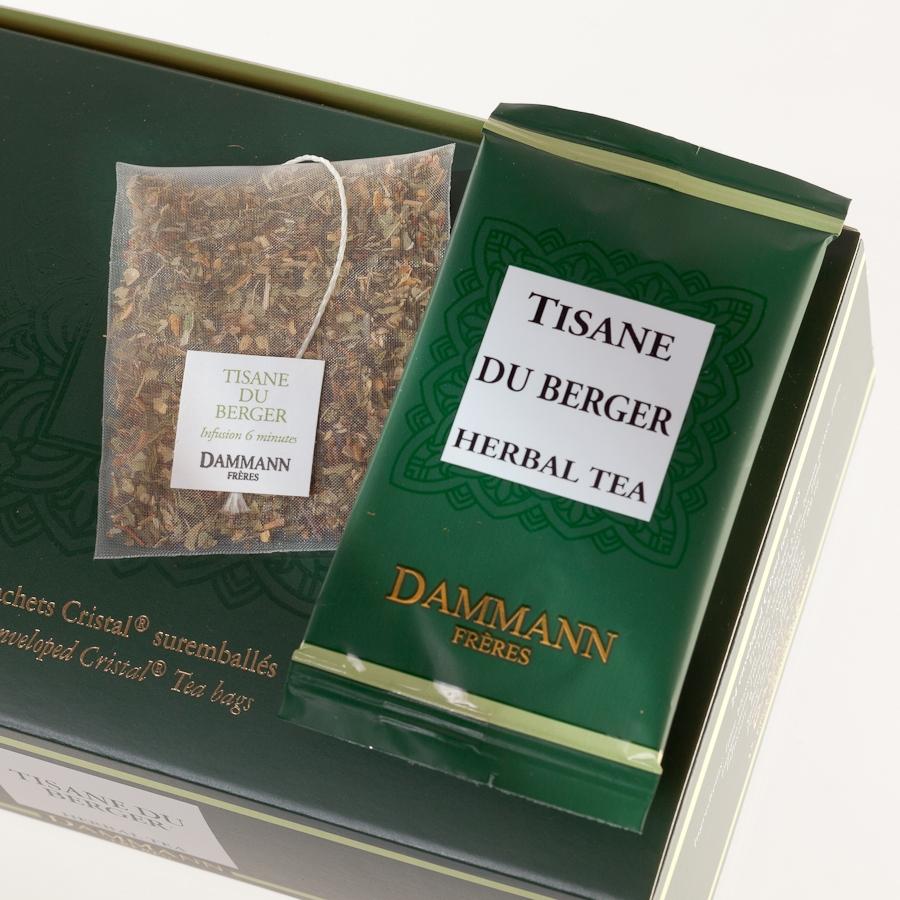 24 Tisane du Berger Tea Bags