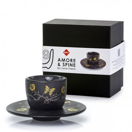 1 Espresso Cup MOU Amore & Spine 09