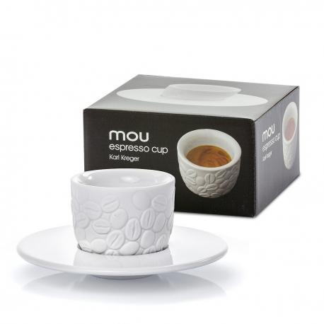 """1 tasse à espresso MOU """"Kreger"""""""