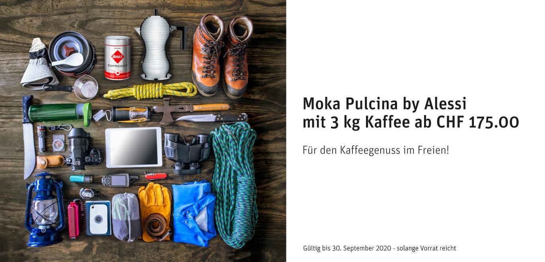 Angebot Moka Pulcina by Alessi