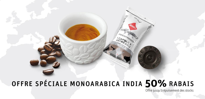 Monoarabica India